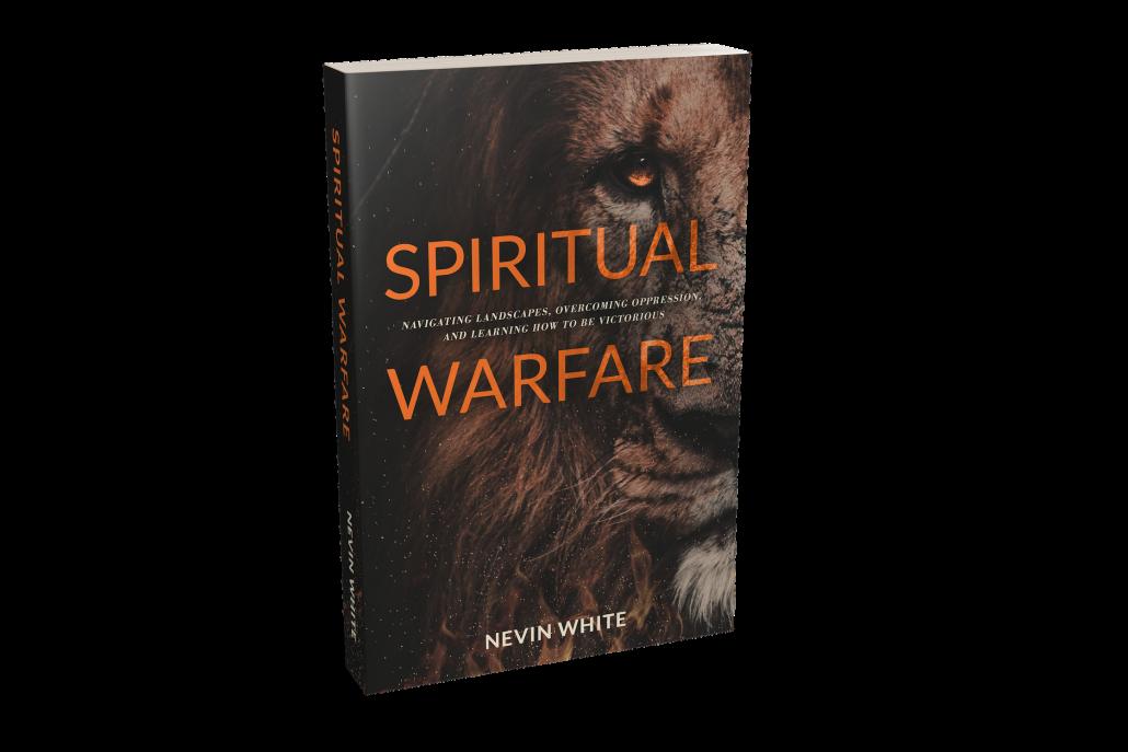 Nevin White Spiritual Warfare Book Cover
