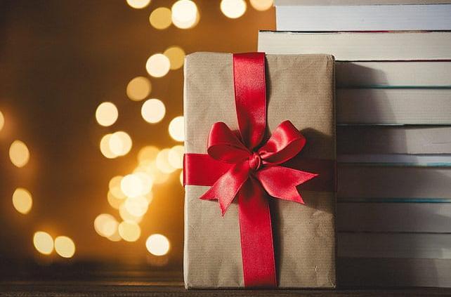 Book Christmas Gift